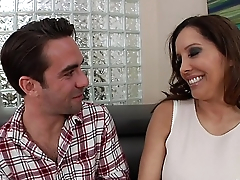 Francesca Le Loves Ass To Mouth