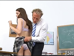Bawdy fucking lessons
