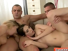 Nasty Teens In Hardcore Euro Sex Party @ www.EuroXXXVids.com 18
