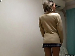 Stifling Cam - Japanese girl naked bodies exposure in her room.