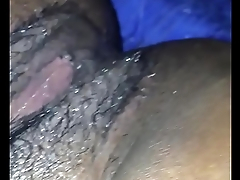 eating her pussy so good she squirted