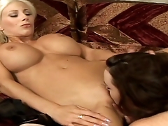 Puma Swede and Veronica Snow Hot Lesbian Show