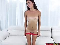 Crazy anal sex with Renee Roulette where their way ass gets banged