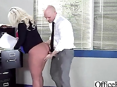 Sex At bottom Cam With Busty Horny Office Slut Girl (julie cash) clip-19