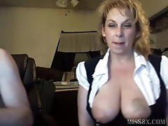Chunky tits blonde mom webcam chat