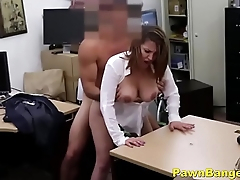 Big Titty Mom Sells Her Tits And Pussy For Cash