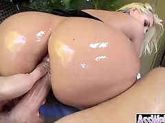 Hard Anal Sexual relations With Big Luscious Butt Girl (alena croft) clip-05