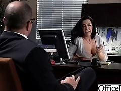 Hard Sex With Big Tits Slut Office Girl (jayden jaymes) clip-18