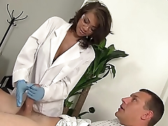 Hot Doctor Cassidy Banks Heals Her Patient