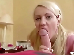 Brother Caught Step-sister Masturbate and Seduce her