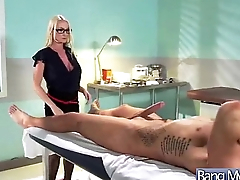 Sex Treatment From Doctor For Sexy Horny Slut Patient (madison scott) clip-14