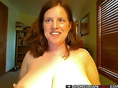 Busty milf toys pussy free cams