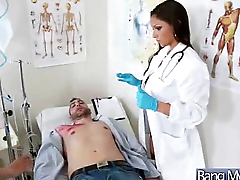 Hot Sex Action Scene With Horny Doctor And Patient (marta la croft) clip-21