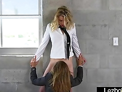 Sex Scene With Real Teen Hot Lez Girls (Cali Sparks &amp_ Kelly Greene) clip-07