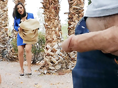 Super Buxom Kaylani Lei is Local Systemized