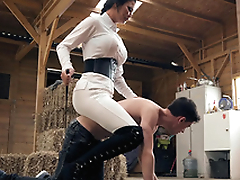 Brazzers HD: Horsing Around With The Stable Boy Jasmine Jae and Jordi El Niño Polla