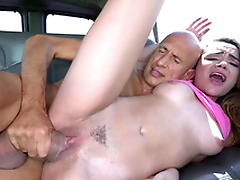Naudi Nala gets fucked by Vlad with his huge cock