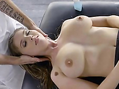Touching Lena Paul scene cash reserves Len - Dirty Masseur