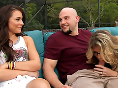 Unmask Cory Chase & Kharlie Stone & JMac in the matter of My Friend's Hot Mom