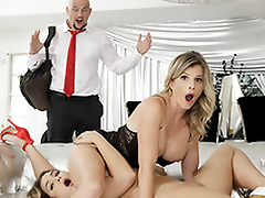Dirty Little Move Mommy - Naked MILFs Cory Chase In the porn scene