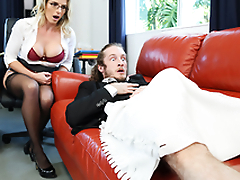 Mind Fuck Dicknosis - Milfs  Cory Chase In the porn chapter