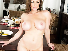 Oh lordy, mom has had a drink - Kendra Lust & Jordi El Niño Polla
