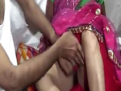 Indian babe anal fuck while sleeping after a party