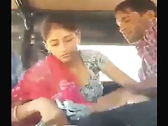 Rajasthani Randi Fucked In Car