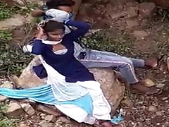 Indian College Girl OutDoor Sex With Bf