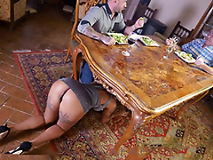 Venus Afrodita can do XXX things even later on the husband is a few feet away