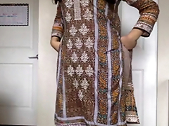 Desi XXX - Self Recorded Pakistani Sex Video Of Sexy Babe Object Naked