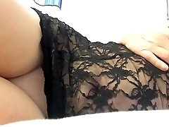 Vibrator in my pussy and bullet on my clit intercession more pussy squirting