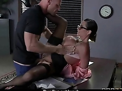 MILF Fucks Men While Husband Works 18
