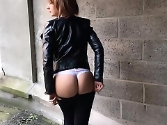 Flashing in the Street - Saucy Time - Part 2