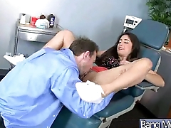 Patient (nathalie monroe) Get Hard Sex Titbit From Doctor vid-22