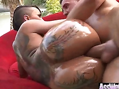 Big Ass Girl (bella bellz) Get Oiled And Analy Nail vid-08