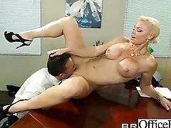 Lord it over Girl (rhylee richards) Get Hard Style Nailed In Office vid-28