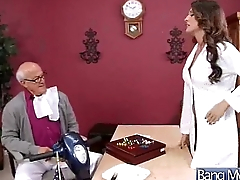 (kortney madison) Hot Nasty Anyhow Bang With Perv Doctor movie-20