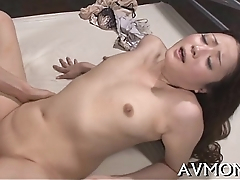 Horny milf get down on hard one-eyed monster