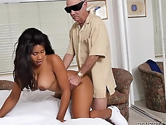 Nurse Takes Good Care Of HIs Cock